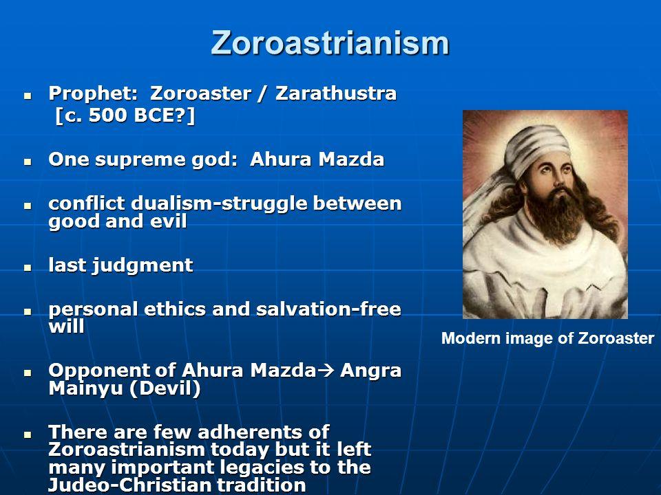 monotheism single supreme god